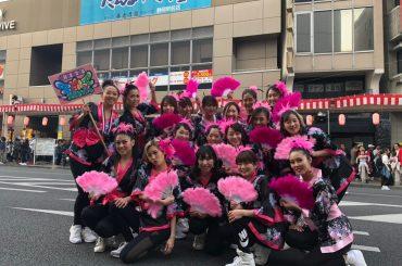 静岡祭り2019 城下さくら踊り